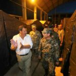 Piura: Ejército prepara refugios para albergar a damnificados (VIDEO)
