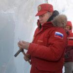 Sorpresivavisita de Putin en el Ártico para reafirmar la presencia rusa