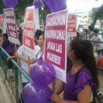 ANP: Plantón frente al Ministerio de Trabajo (GALERIA)