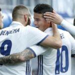 Liga Santander: Real Madrid golea 4 a 1 al Eibar de visita
