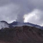 Arequipa: Alerta por caída de cenizas lanzadas por el volcán Sabancaya