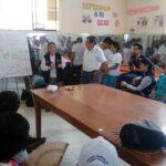 Piura: Minsa supervisa labor de brigadistas y distribución de medicinas