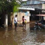 San Martín: Desborde de ríos deja 20 familias damnificadas y 12 afectadas