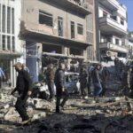 Siria: Doble atentado en Damasco deja al menos 44 fallecidos