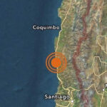 Temblor de magnitud 5.1 sacude Chile y otro de 4.3 a Lima