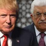 Donald Trump invitó al palestino Mahmud Abbas a la Casa Blanca