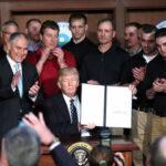 EEUU: Donald Trump desmantela las regulaciones contra el cambio climático