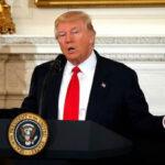 Trump considera extralimitación judicial el bloqueo a nuevo decreto migratorio