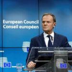 Con oposición de su país reeligen a polaco Donald Tusk presidente de la UE (VIDEO)