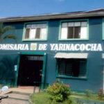 Ucayali: Policía detenido se suicida de un balazo en baño de comisaría