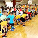 Niños y jóvenes disfrutaron del Día Internacional de la Actividad Física