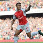 Alexis Sánchezse convertiría en el mejor pagado de la Premier League