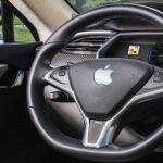 EEUU: Apple dispone de licencia para probar vehículos autónomos