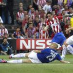 Champions League: Atlético Madrid con gol de penal vence 1-0 al Leicester