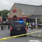 EEUU: Alerta por balacera en supermercado donde policía fue herido (VIDEO)