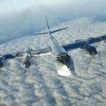 EEUU: Rusia vuelve a desplegar dos bombarderos frente a las costas de Alaska