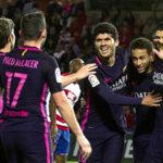 Liga Santander: Barcelona sin Lionel Messi golea 4-1 a Granada