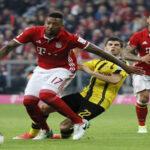 Bundesliga: Bayern en clásico alemán goleó 4-1 al Borussia Dortmund