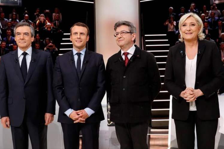 La incertidumbre de las presidenciales francesas pone en jaque los sondeos