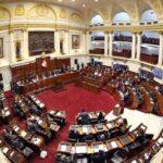 Congreso: Agenda parlamentaria de este lunes 28 de agosto