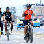 Municipalidad de Lima inaugura ciclovía de más de 2 kilómetros