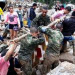 Colombia: Suben a 206 los muertos por avalancha en Mocoa