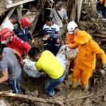 Colombia intensifica búsqueda de víctimas con al menos 234 muertos (VIDEOS)