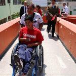 EsSalud presenta decálogo para discapacitados en caso de desastres