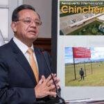 La Contraloría emitirá este mes informe sobre contrato y adenda de Chinchero