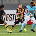 Sporting Cristal necesitado de un triunfo solo iguala 0-0 con The Strongest