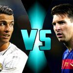 Messi, enorme, 10 puntos; Cristiano, patético, 4 puntos