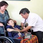 EsSalud elabora decálogo para discapacitados en caso de desastres