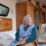 Italia: Emma Morano la mujer más anciana del mundo fallece a los 117 años