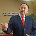 Contraloría: Investigan amenazas contra Edgar Alarcón