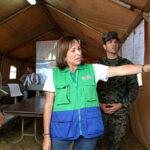 Elsa Galarza: Urge aplicar enfoque de riesgo climático