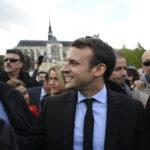 Francia: Macron y Le Pen votan en medio de alta expectación popular (VIDEO)
