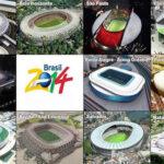 Brasil: Odebrecht admite sobrecostes en 6 de los 12 estadios del Mundial 2014