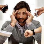 Organización y estiramientos evitan estrés laboral