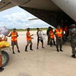 FFAA apoyarán entrega directa de ayuda humanitaria a afectados