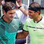 Roger Federer y Rafael Nadal regresaron al top 5 del ranking mundial