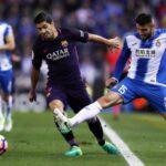 Liga Santander: Barcelona con doblete de Luis Suárez vence 3-0 a Espanyol