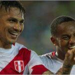 Selección peruana: TV muestra a un furioso Paolo Guerrero tras gol uruguayo