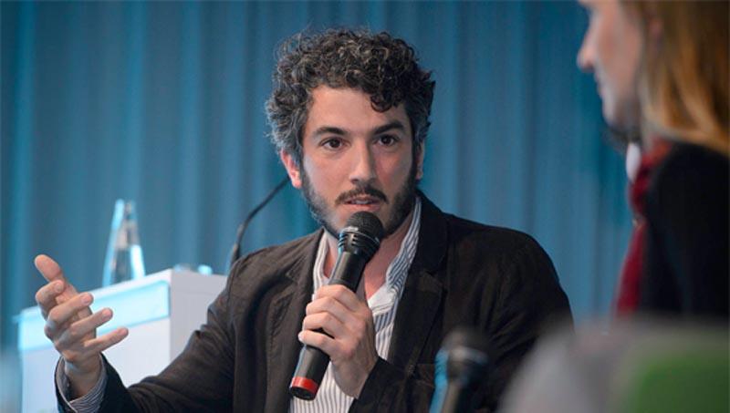Liberan a periodista italiano detenido en Turquía desde el 10 de abril