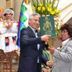 Bolivia postula la fiesta andina del Gran Poder a Patrimonio de la Unesco