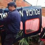 Paraguay: Helicóptero que perseguía a megabanda pierde puerta en pleno vuelo