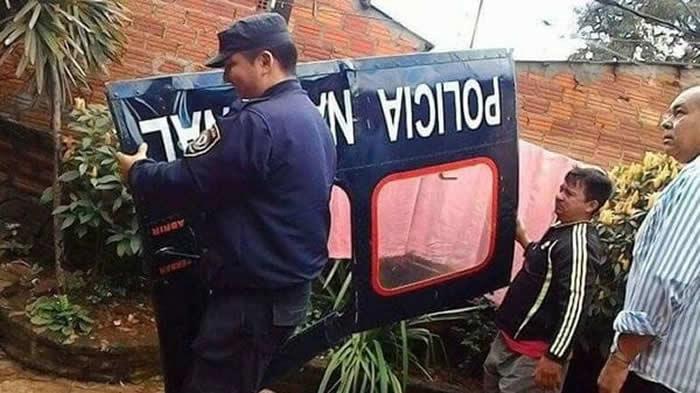 Detuvieron a 10 sospechosos de participar del robo en Paraguay