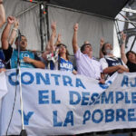 Argentina: Huelguistas exigen mesa de negociación global y Macri rechaza debate