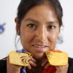 Inés Melchor ya piensa en la medalla de oro en los Panamericanos Lima 2019