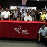 Municipalidades fueron capacitadas para llevar adelante Escuelas Deportivas