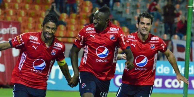 Medellín venció a Melgar y resucitó en la Copa Libertadores